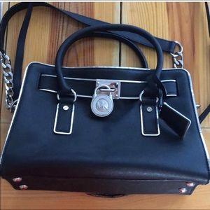 Michael Kors Hamilton Specchio NS Saffiano Leather
